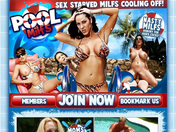 Trial Poolmilfs.com Membership