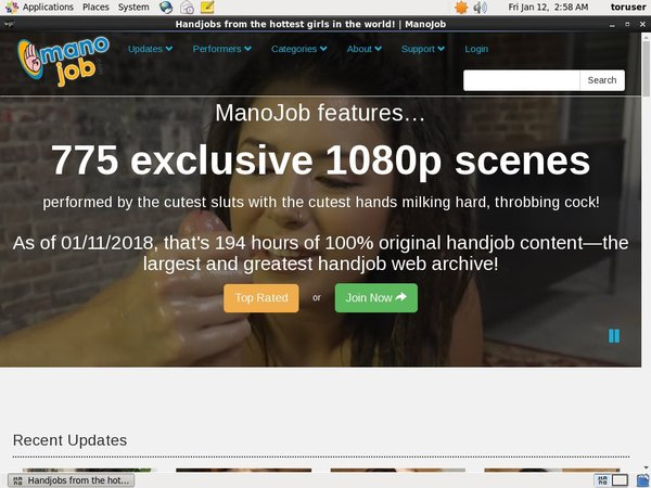 Manojob.com Accounts Working