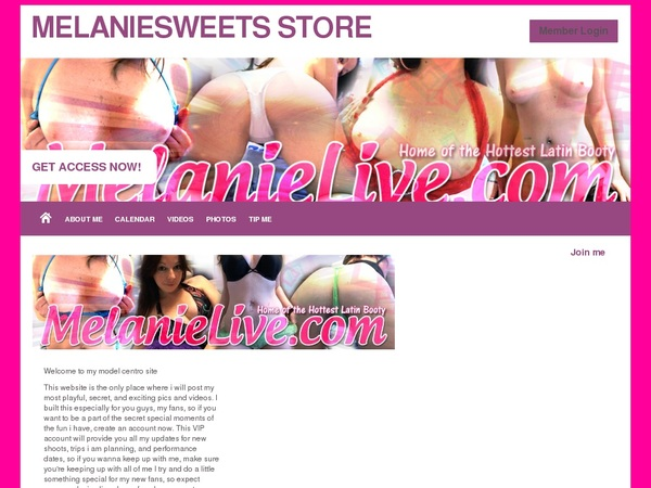 Melanie Sweets Member Review