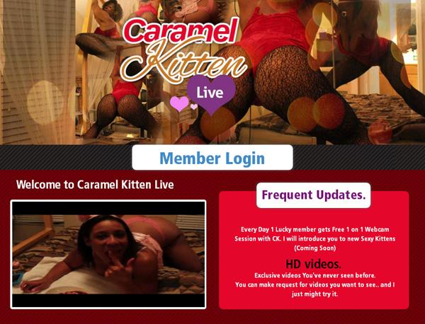 Discount Caramelkittenlive.com