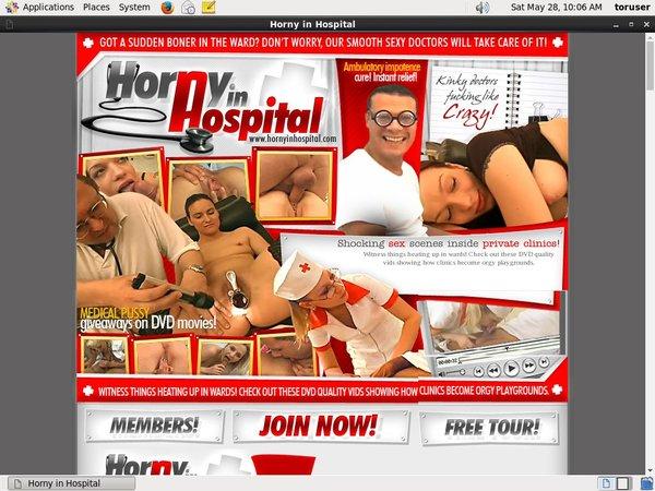 Free Hornyinhospital Trials