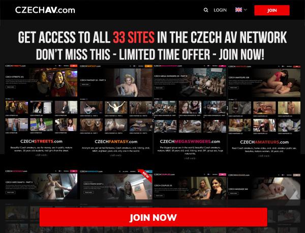 Join Czech AV With Paypal