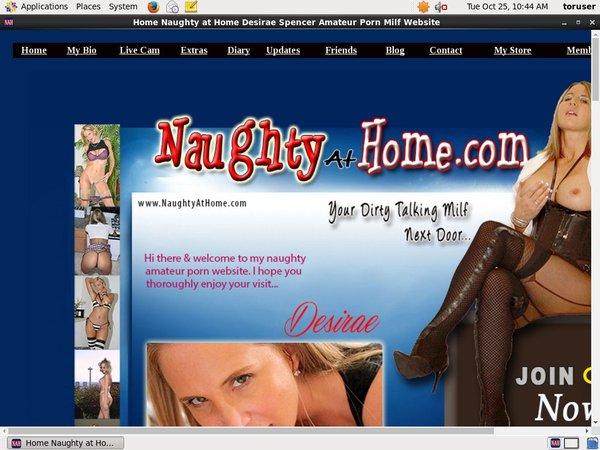 Naughty At Home Membership Trial