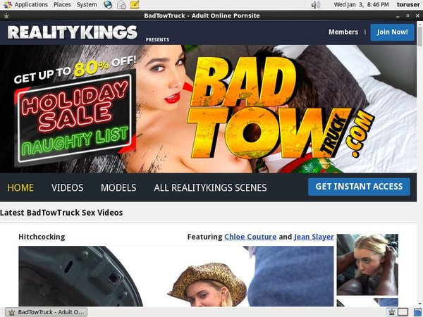 Badtowtruck.com Free Trial Access