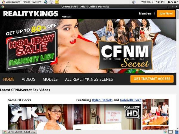 Cfnmsecret.com Wnu.com