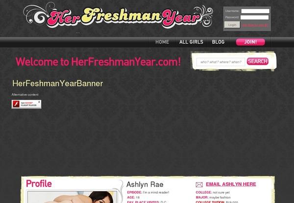 Her Freshman Year Torrent