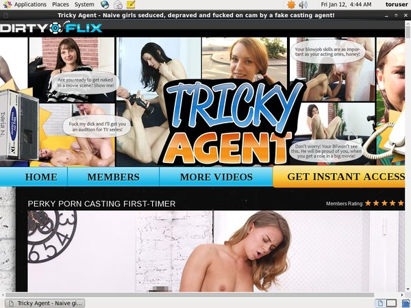 Trickyagent.com Ad