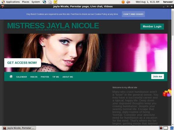 Jaylanicole.modelcentro.com Live
