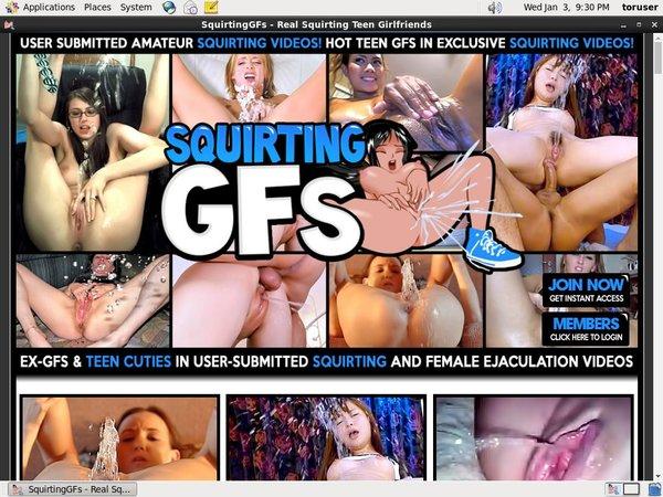 Squirtinggfs Webcams