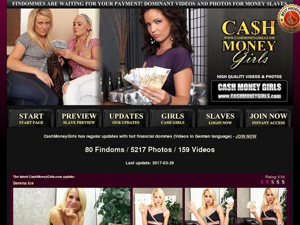 Cash Money Girls Account Creator