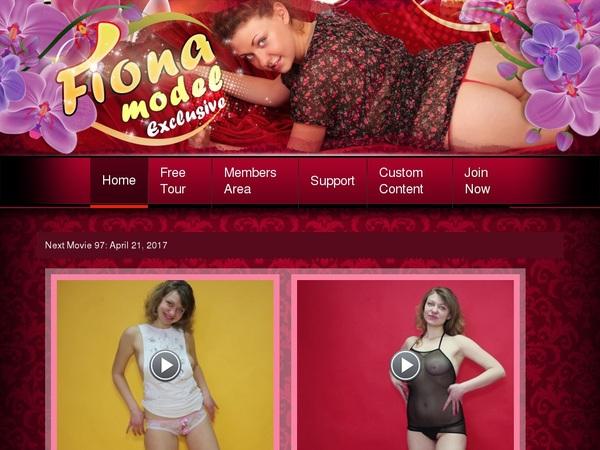 Fiona-model.com Buy Credits