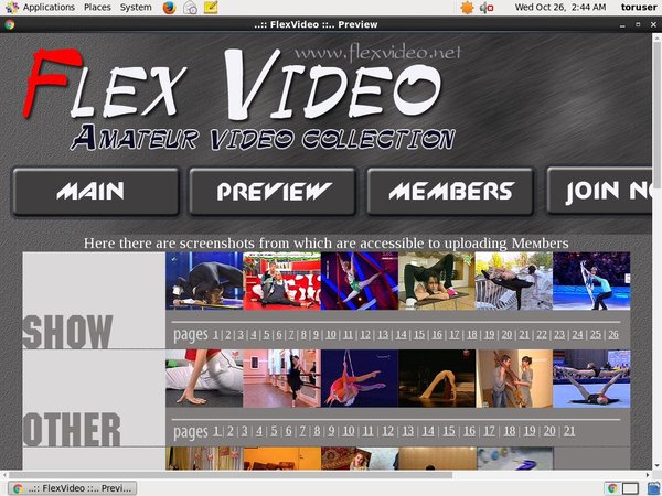 Flexvideo With Paypal Account
