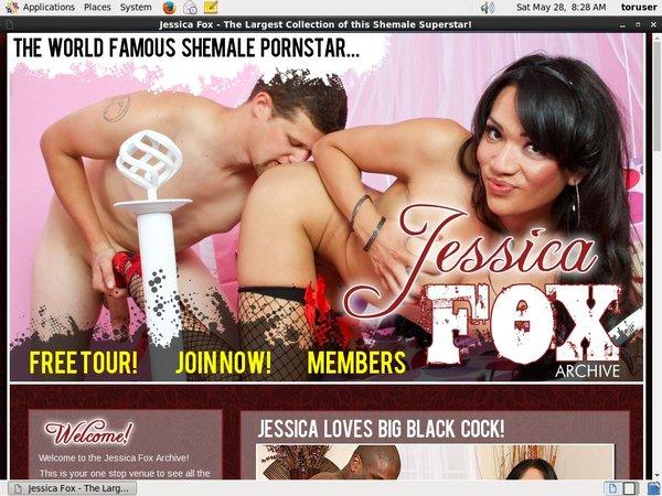 Jessica Fox Nude