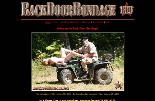 Premium Accounts Backdoorbondage.com