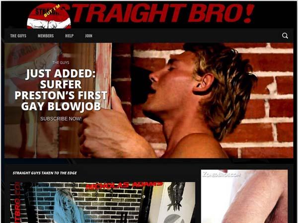 Straight Bro Women